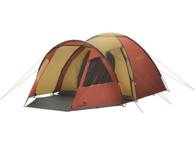 Easy Camp Eclipse 500 Tienda de Campaña, yellow/orange